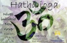 Hatha Ioga de 19:40h a 21:10h (nou grup)